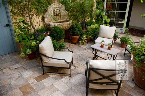 what is a courtyard parisian courtyard lenkin design