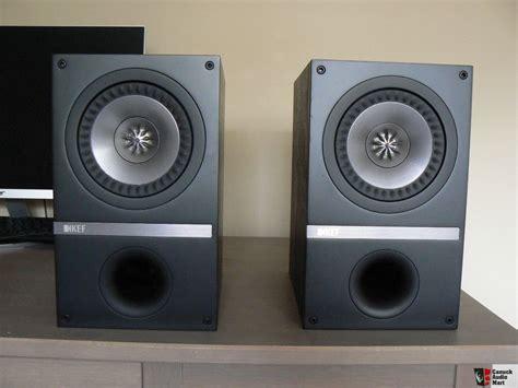 Kef Q100 Speaker Bookshelft For Stereo kef q100 photo 1383225 canuck audio mart