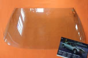 Opel Gt Windshield New Windshield Opel Gt Tinted