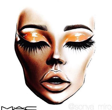 the 25 best mac face charts ideas on pinterest face the 25 best face charts ideas on pinterest mac face