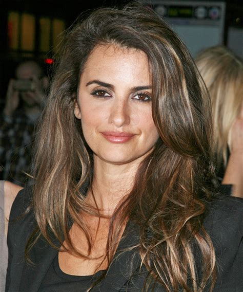 40 year old brunette long hair penelope cruz celebrity hairstyles for 2015 hairstyles