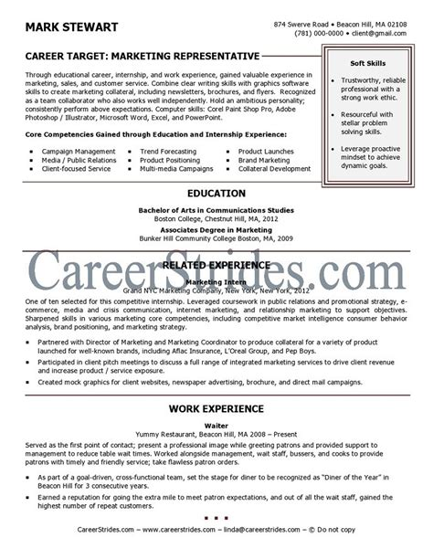 New Graduate Resume Exles by Recent Graduate Resume Exle Exles Of Resumes