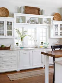 Decor For Above Kitchen Cabinets 10 Ideas For Decorating Above Kitchen Cabinets