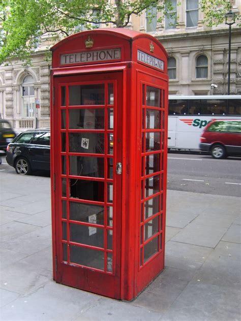 la cabina la cabina telefonica di londra foto immagini europe