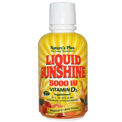 vitamin d l reviews nature s plus liquid sunshine vitamin d3 supplement