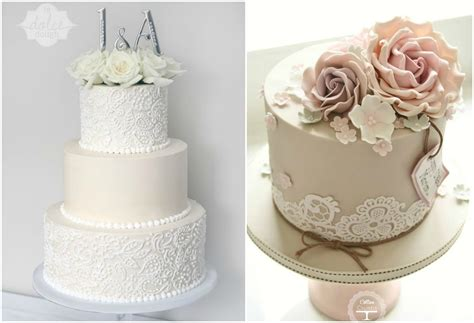 lace templates for cakes top 10 summer wedding cake styles the craft company