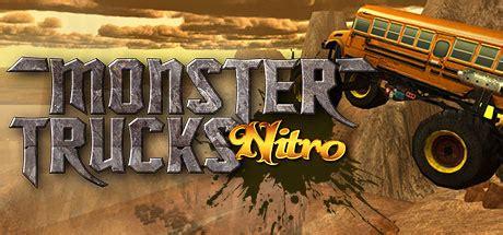 monster truck nitro games download full games on dfgames net