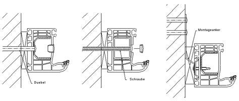 Fenster Montageanleitung Nach Ral by Fenstermontage Tipps Kunststofffenster