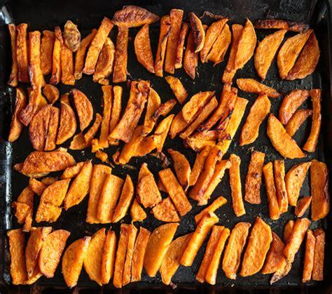 cocinar boniatos receta de boniato al horno con especias unareceta