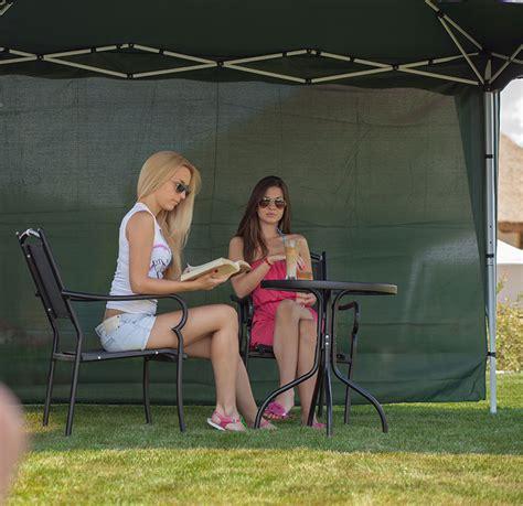 tende strane paviljon tenda 3 x 3 m sa dve bo芻ne strane 41720