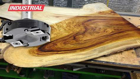 woodworking project surfacing wood wamana tool