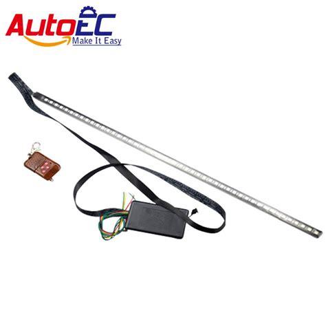 Led Light Smd 5050 Rgb 7 Color With Eu Controller 3 autoec 7 color rgb led rider light 56cm