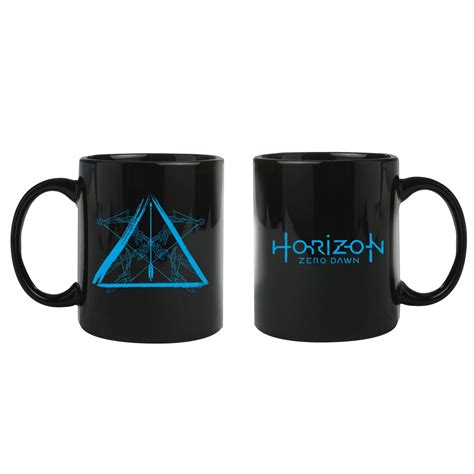 horizon zero dawn mug arrow