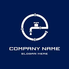 Plumbing Logos Design by Free Plumbing Logo Designs Designevo Logo Maker