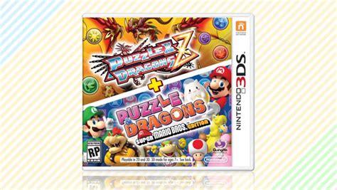Kaset 3ds Puzzle Dragons Z Puzzle Dragons Mario Bros puzzle dragons mario bros edition for 3ds the superherohype forums