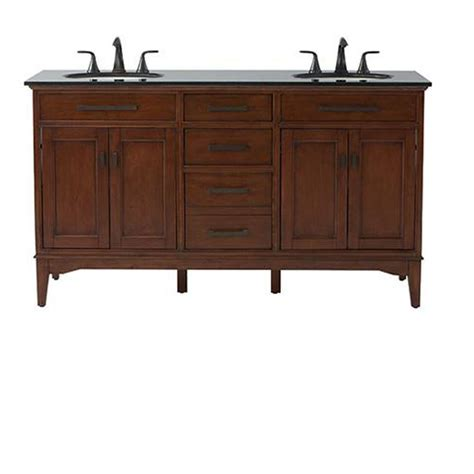 Home Depot Granite Vanity Top by Home Decorators Collection Manor Grove 61 In
