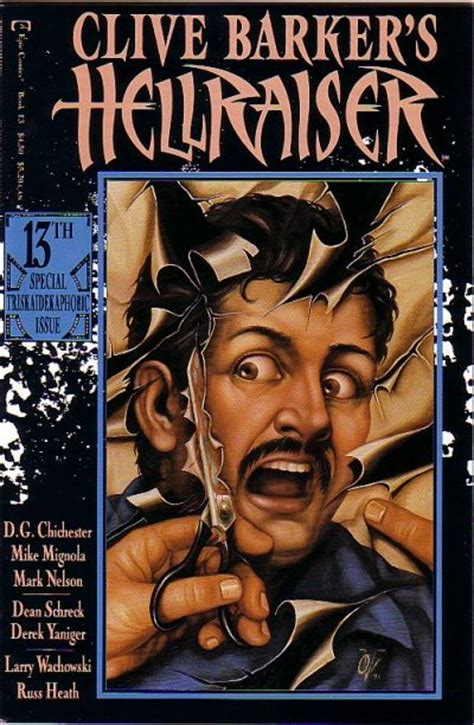 clive barker s hellraiser omnibus vol 1 books hellraiser vol 1 13 marvel database fandom powered by