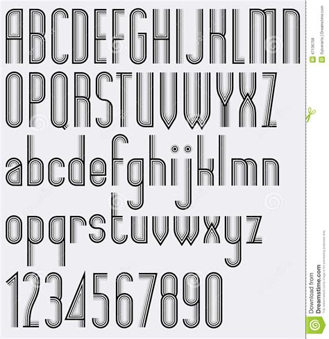 typography outline black outline font pictures to pin on pinsdaddy