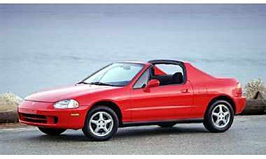 how it works cars 1996 honda del sol instrument cluster honda del sol vtec 1996