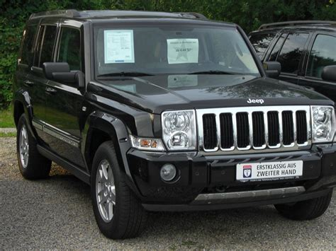 Jeep Commander Size Jeep Commander 6 High Quality Jeep Commander Pictures