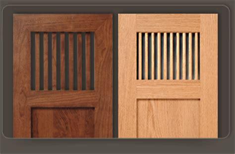 cabinet frames and doors custom accent cabinet door styles walzcraft