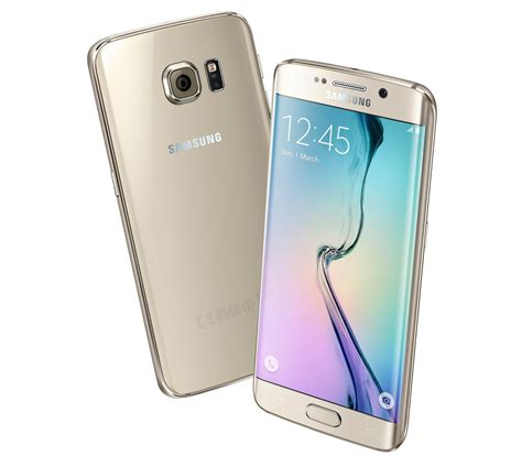 Samsung S6 Edge Gold samsung galaxy s6 and s6 edge user manuals now available