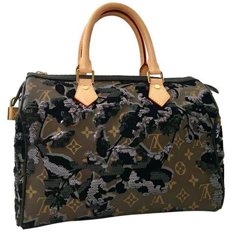 The Limited Edition De Couture Handbag by Louis Vuitton Large Speedy Quot Fleur De Jais Quot Handbag Limited