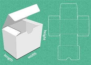 Paper Folding Box Template - 14 paper box templates free pdf documents
