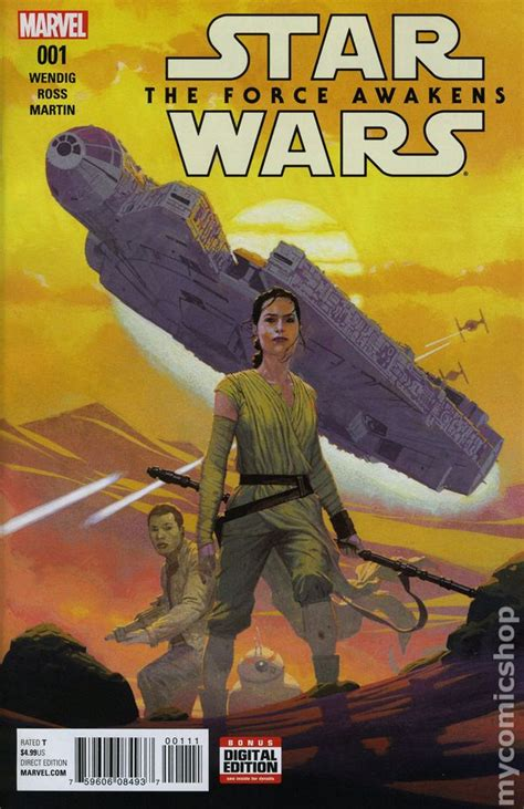 wars the awakens adaptation books wars awakens adaptation comic books issue 1