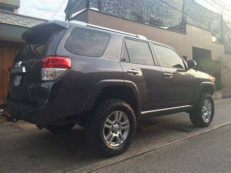 old toyota lifted new old man emu suspension with 2 lift toyota 4runner
