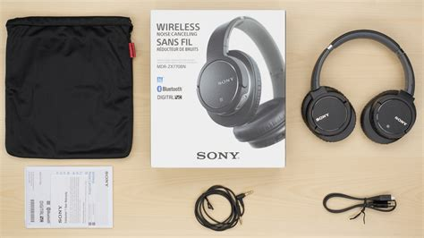 Headset Sony Mdr sony mdr zx770bn mdrzx770bn bluetooth headset review