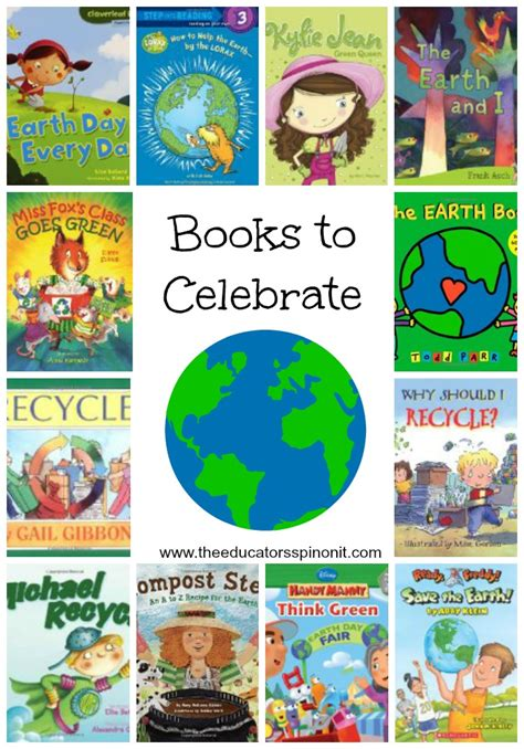 Book Of Earth earth day books and activities for the educators
