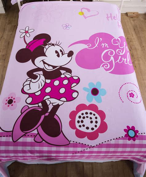pink minnie mouse bedroom decor pink minnie mouse bedding sets for girl s bedroom decor