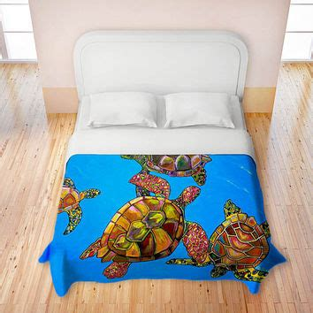 sea turtle bed sheets shop turtle duvet cover on wanelo