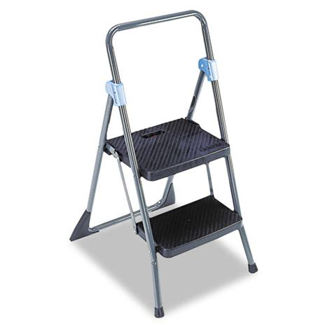Worlds Greatest Work Platform 3 Step Step Stool by Commercial 2 Step Folding Stool 300lb Cap 20 1 2w X 24 3