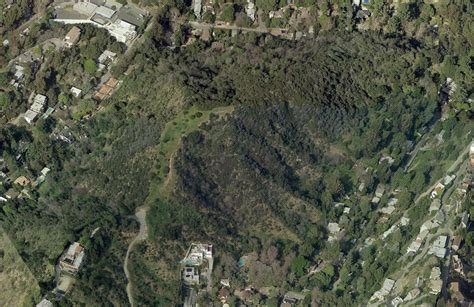 buy a mountain hollywood residents want to buy a mountain to stop development