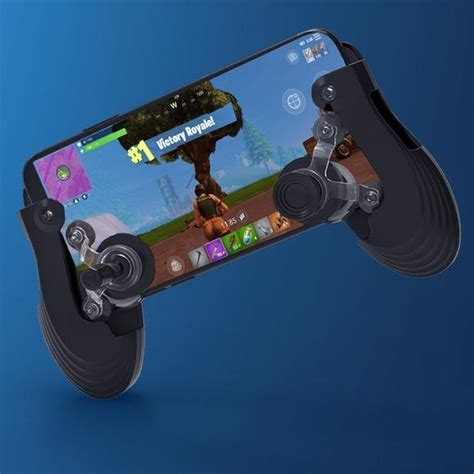 Which Android Devices Are Compatible With Fortnite by Touch Screen Mobile Controller Mini Gamepad Joystick For