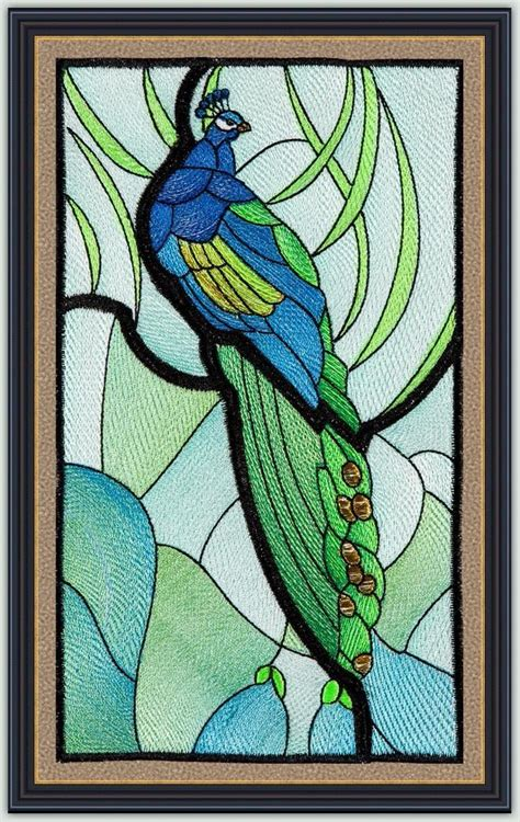 peacock stained glass l stained glass window film peacock www imgkid com the