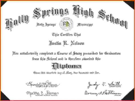 high school diploma templates printable high school diploma templates absolute