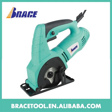 Gergaji Bandsaw Mini 600 w multi blade horisontal dengan fungsi laser 85 mm