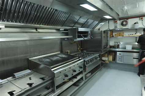 restaurant kitchen designs monarch catering equipment design supply and installation of the restaurant kitchen and bar at