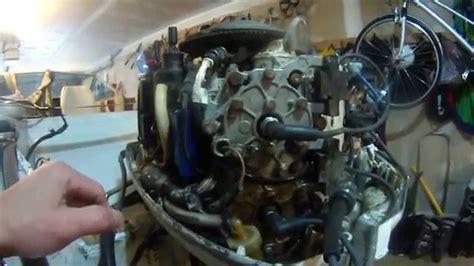 yamaha boat motor will not start johnson 90hp outboard no spark fixed troubleshoot