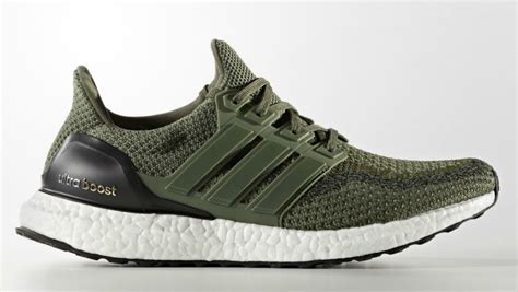 olive green adidas ultra boost release date sneaker bar
