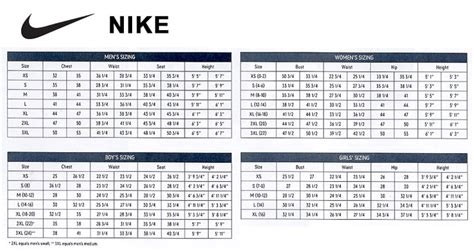 nike shoes size chart nike shoe size chart search results calendar 2015