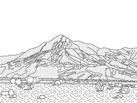 coloring pages desert landscape coloring pages desert landscape archives kids coloring
