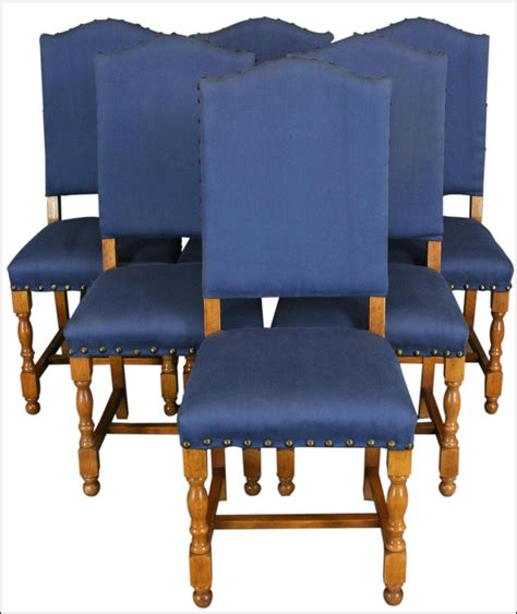 blue dining room chairs blue upholstered dining room chairs chairs home design