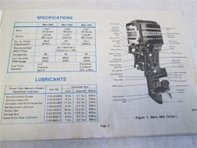 diagram outboard parts motor mercury 402 diagram free