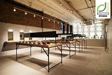 eyewear stores retrosuperfuture 174 eyewear store new york city industrial look 2014