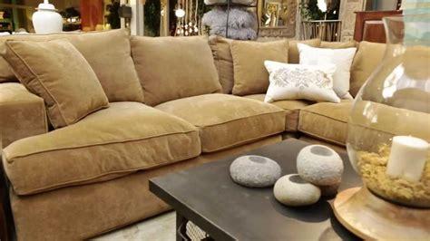 who makes arhaus sofas arhaus upholstery customizable fabric upholstery youtube
