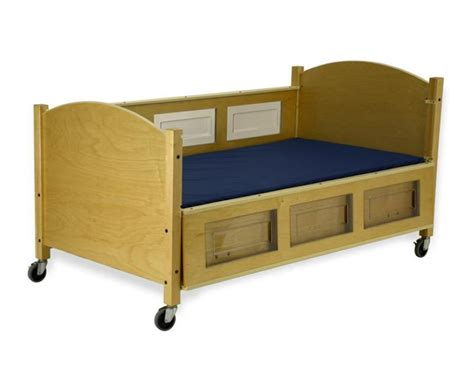 full size hospital bed sleepsafe low bed full size sleepsafe bed